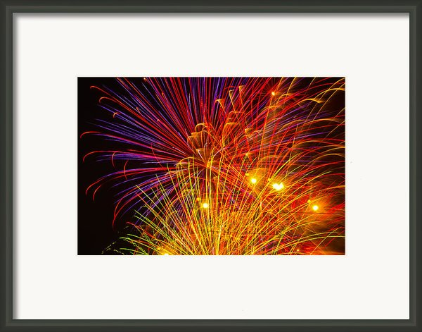 Proud To Be American Framed Print By Joshua Dwyer