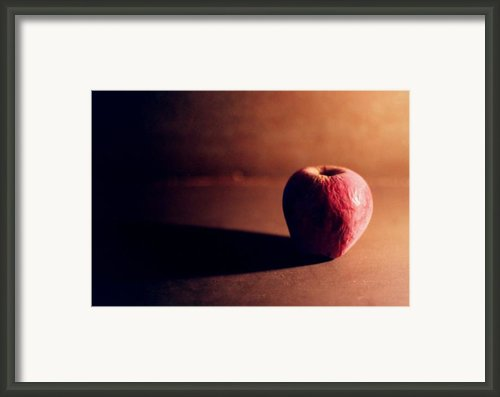 Pruned Apple Still Life Framed Print By Michelle Calkins