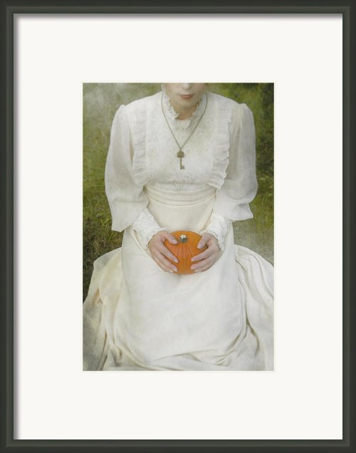 Pumpkin Framed Print By Joana Kruse