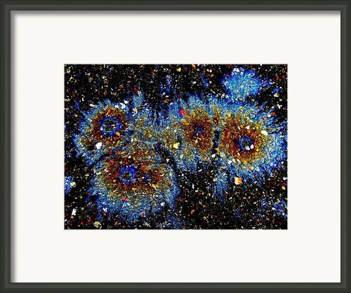 Quartet Framed Print By Samuel Sheats