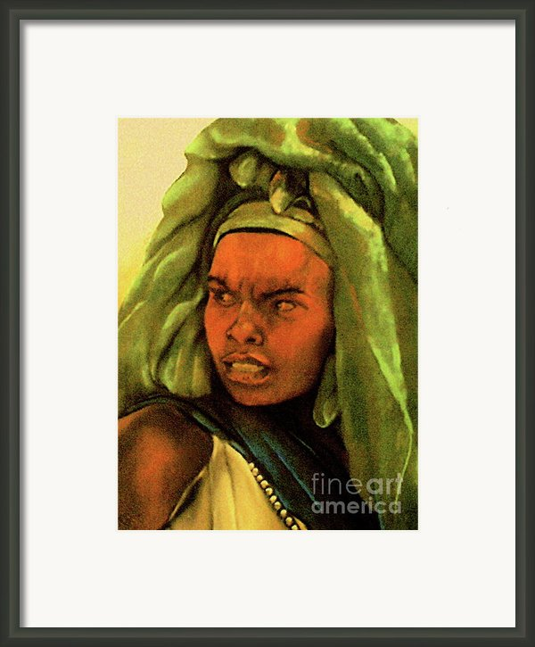 Queen Framed Print By Curtis James