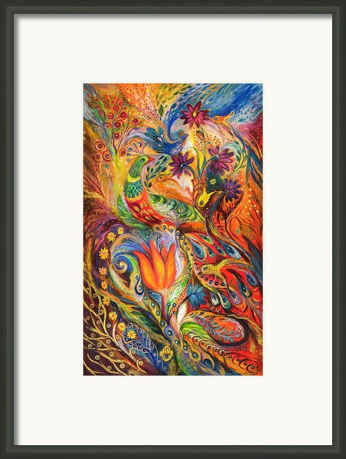 Queen Lillie Framed Print By Elena Kotliarker