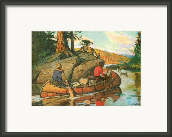 Quick Action Framed Print By Jq Licensing