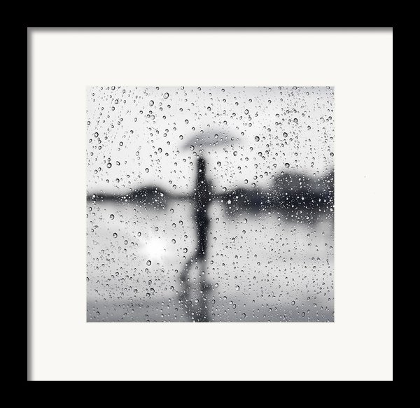 Rainy Day Framed Print By Setsiri Silapasuwanchai