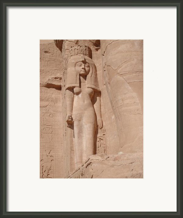 Ramesside Princess Framed Print By Richard Deurer