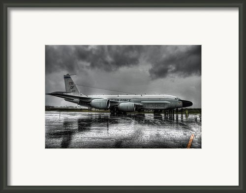 Rc-135vw Framed Print By Ryan Wyckoff