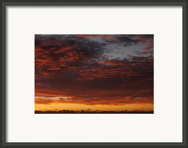 Reach For The Sky 12 Framed Print By Mike Mcglothlen