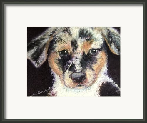 Rebel Framed Print By Jacquie Mcmullen