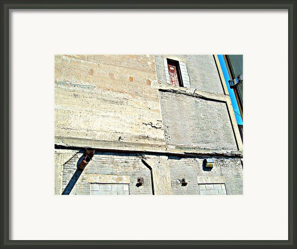 Rectangular Framed Print By Mj Olsen