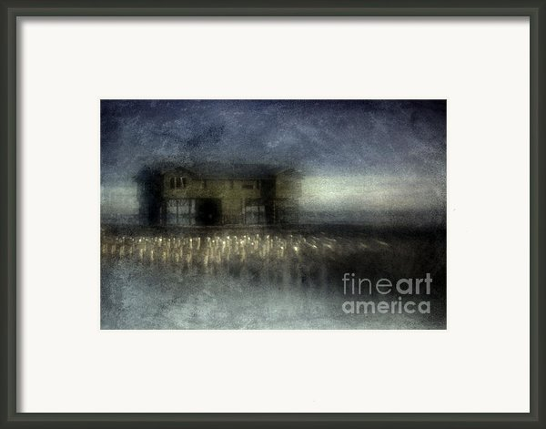 Recurrent Dream Framed Print By Andrew Paranavitana