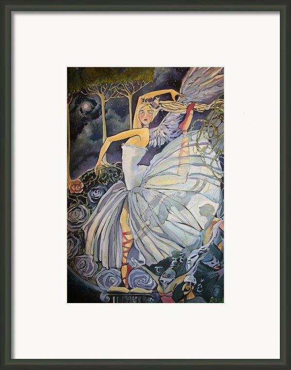 Red Shoes Framed Print By Jackie Rock