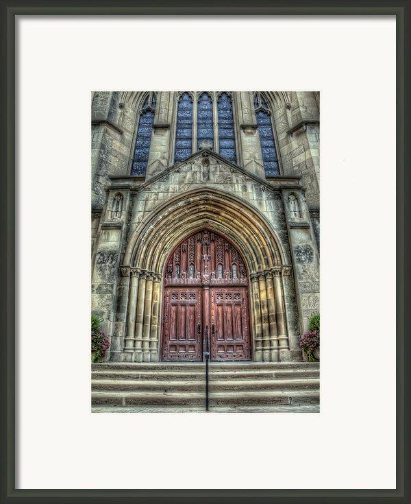 Redemption Framed Print By Scott Norris