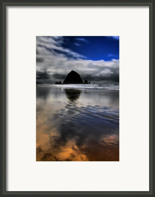 Reflected Glory Framed Print By David Patterson