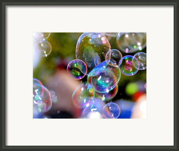 Reflections  Framed Print By Tammy Cantrell