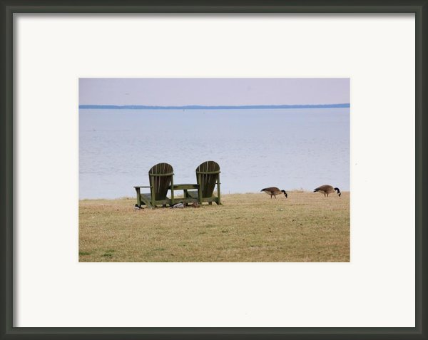 Relax Framed Print By Debbi Granruth