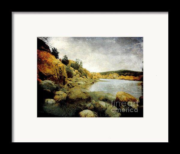Rembrandt Colors Framed Print By Arne Hansen