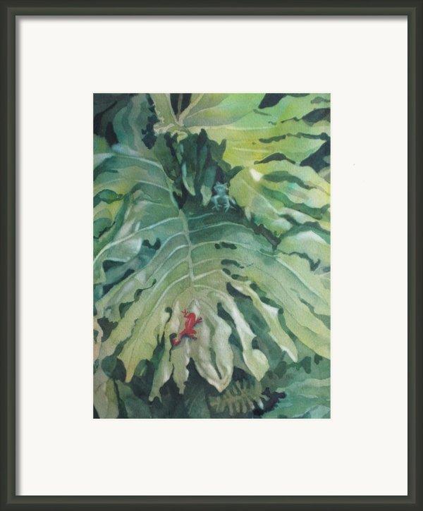 Rendezvous Framed Print By Elizabeth Carr