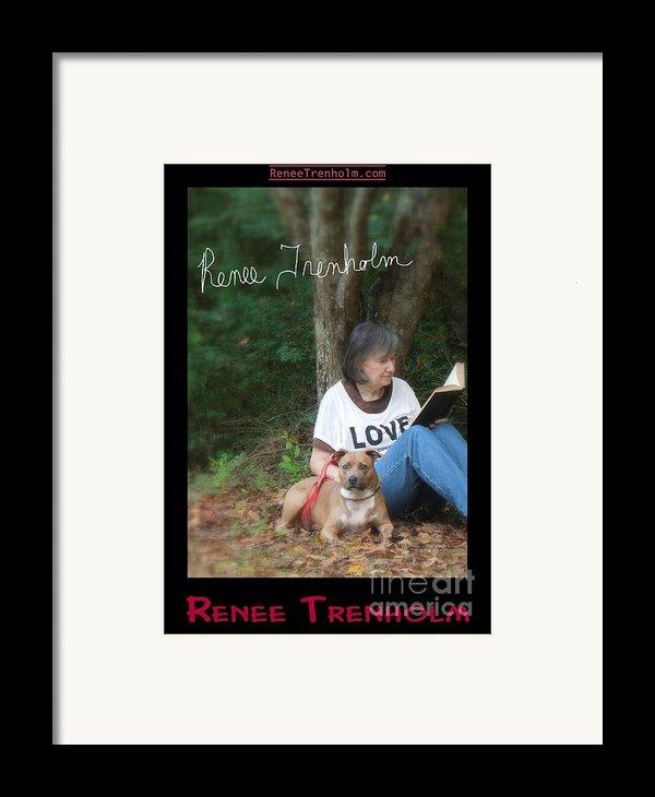 Renee Trenholm . Signed Framed Print By Renee Trenholm