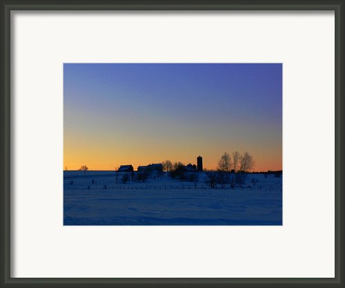 Rest Framed Print By Natalie Larocque