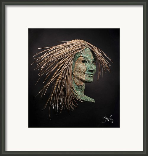 Revealed Framed Print By Adam Long