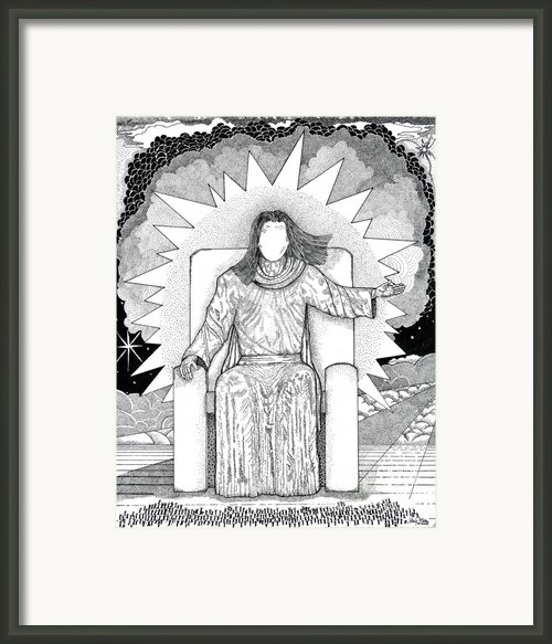 Revelation 20 Framed Print By Glenn Mccarthy Art And Photography