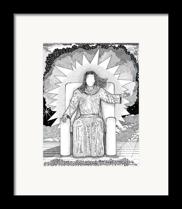 Revelation 20 Framed Print By Glenn Mccarthy Art And Photography