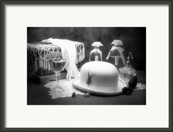 Revelry Framed Print By Tom Mc Nemar