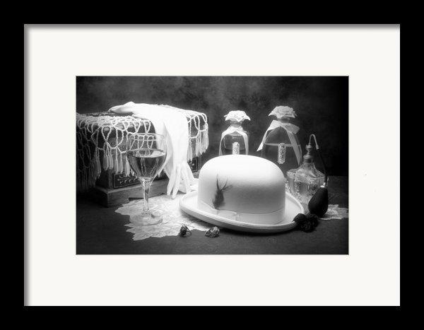 Revelry Framed Print By Tom Mc Nemar