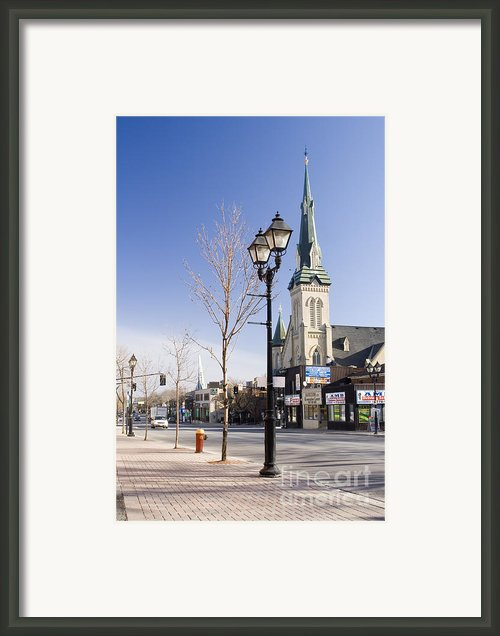 Richmond Hill   Framed Print By Igor Kislev