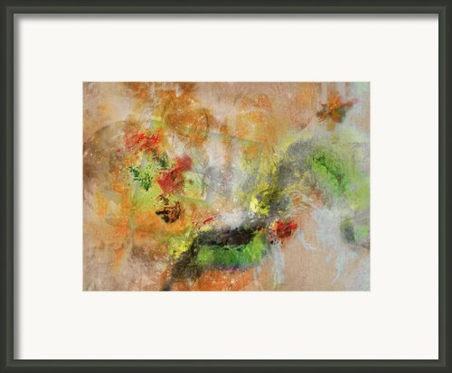 Rigor Framed Print By Monroe Snook