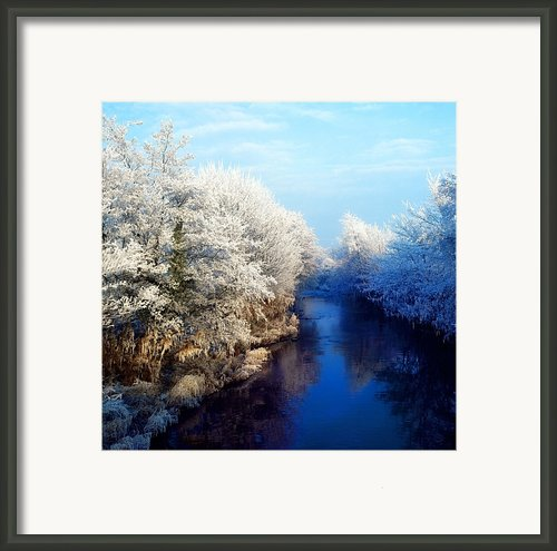 River Bann, Co Armagh, Ireland Framed Print By The Irish Image Collection