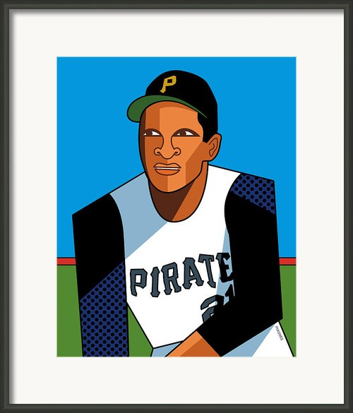 Roberto Framed Print By Ron Magnes