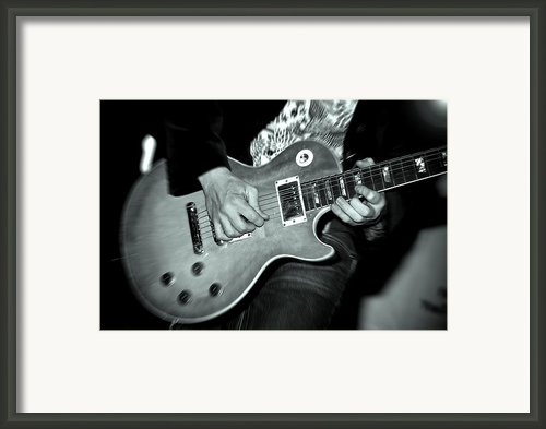 Rock On Framed Print By Kamil Swiatek