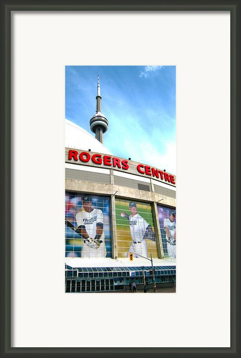 Rogers Framed Print By Infinitimage Canada