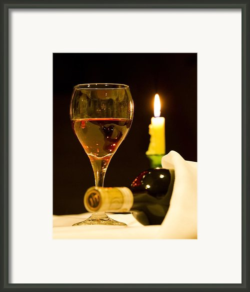 Romance Framed Print By Paul St George