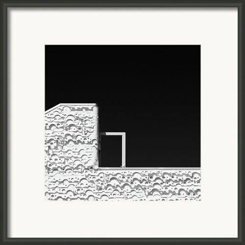 Roof Door Framed Print By David Bowman