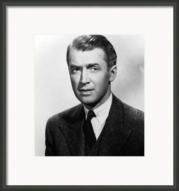 Rope, James Stewart, 1948 Framed Print By Everett