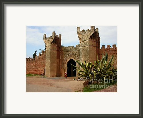 Royal Grounds Framed Print By Sophie Vigneault