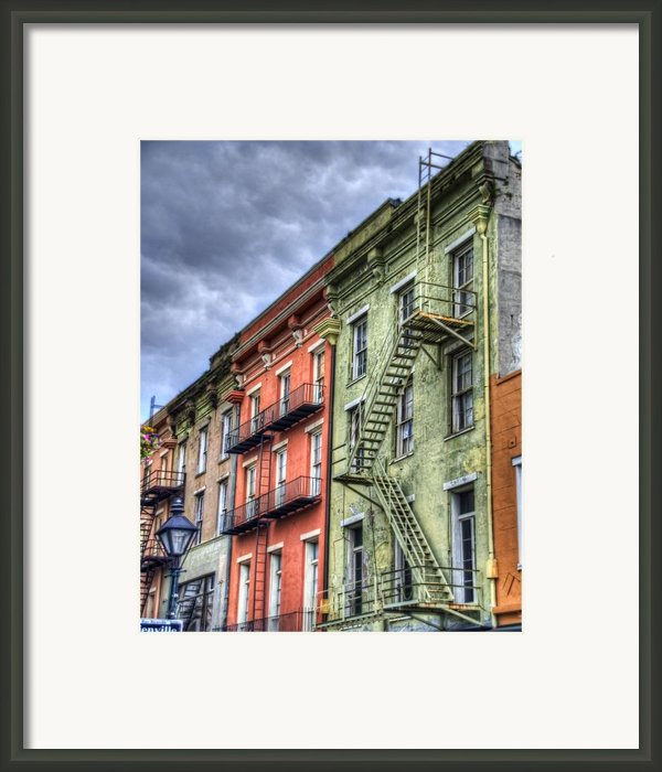 Rue Bienville Framed Print By Tammy Wetzel