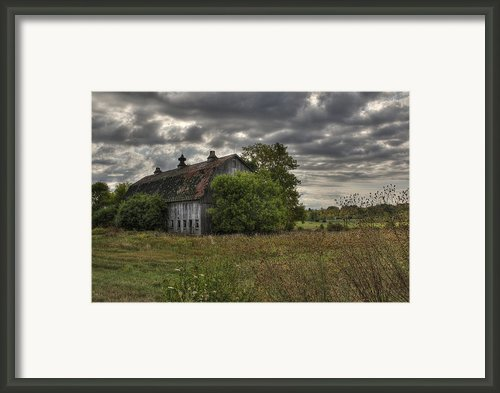 Rural Clayton Framed Print By Lori Deiter