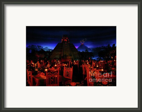 San Angel Inn Mexico Framed Print By David Lee Thompson