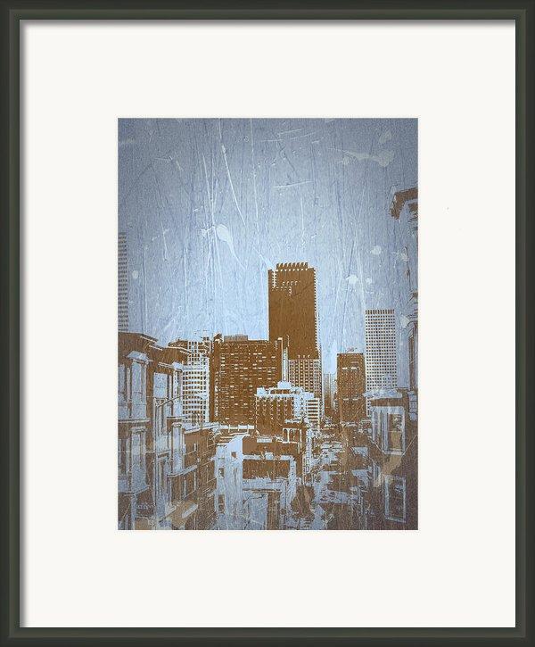 San Francisco 2 Framed Print By Irina  March