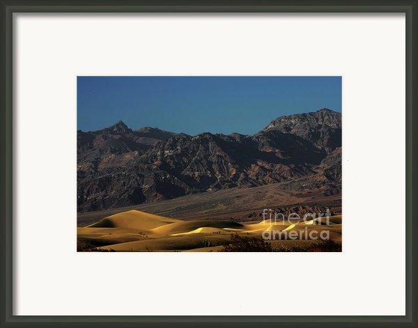 Sand Dunes - Death Valley