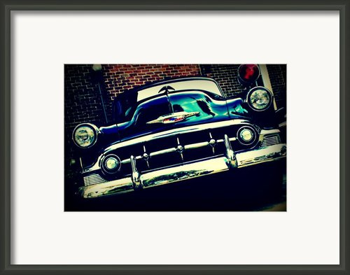 Savannah Pd Framed Print By Dana  Oliver