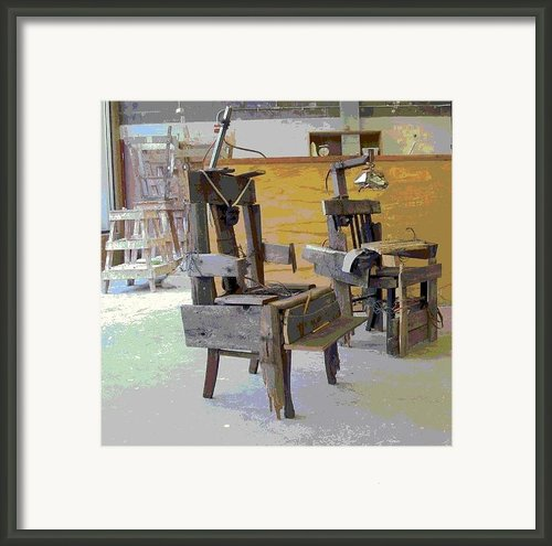 School Is Torture Framed Print By Casey Park