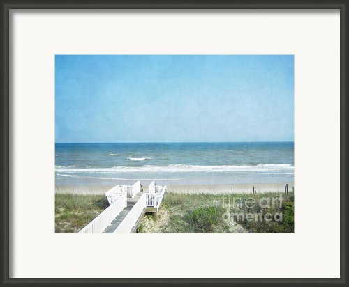 Sea Of Dreams Framed Print By Andrea Hazel Ihlefeld