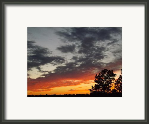 See You Tomorrow Framed Print By Elizabeth Sullivan