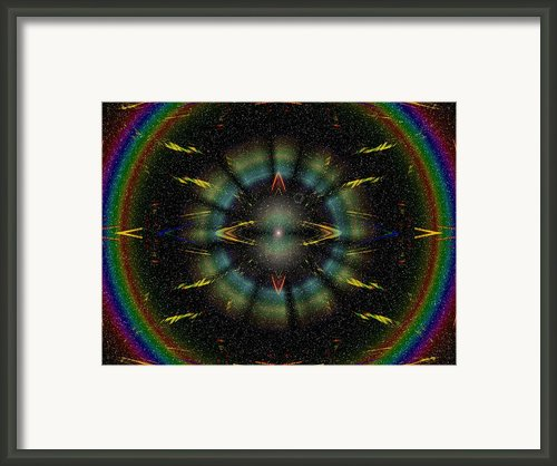 Separation Framed Print By Tim Allen