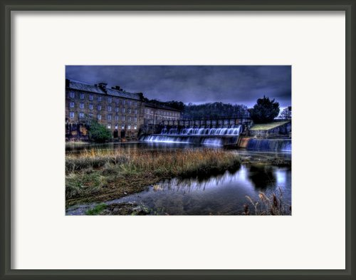 Serenity Framed Print By Christopher Lugenbeal