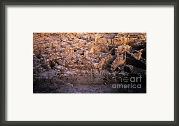 Seven Civilizations Framed Print By First Star Art